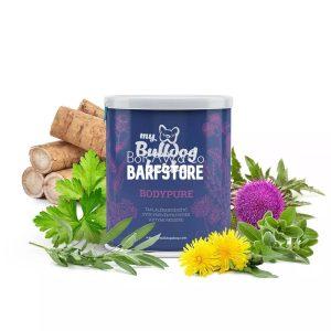 """Méregtelenítő gyógynövénykeverék """"Bodypure"""" (MyBulldogShop) - Barfstore"""