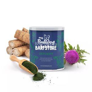 """Méregtelenítő gyógynövénykeverék """"Detoxify"""" (MyBulldogShop) - Barfstore"""